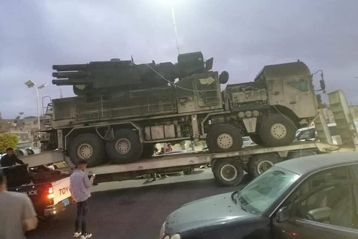 Linh danh thue Nga cung Pantsir-S1 tran vao Libya, chuan bi danh lon-Hinh-10