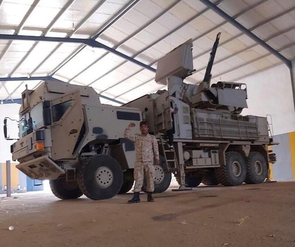 Linh danh thue Nga cung Pantsir-S1 tran vao Libya, chuan bi danh lon-Hinh-11