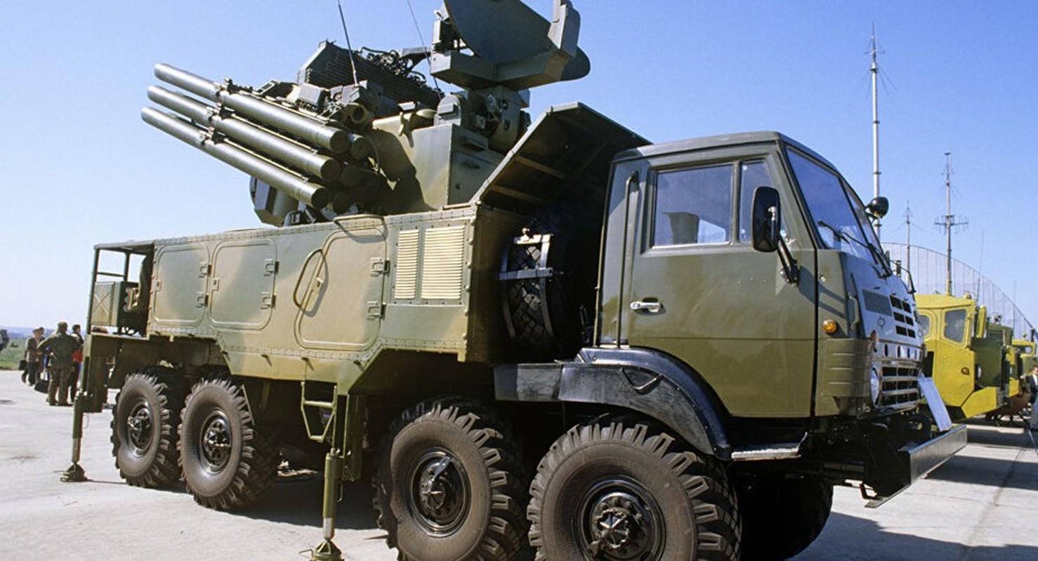 Linh danh thue Nga cung Pantsir-S1 tran vao Libya, chuan bi danh lon-Hinh-4