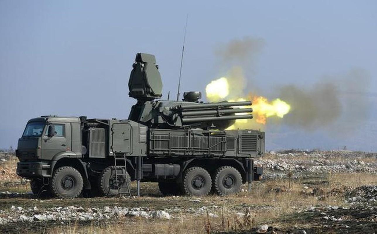 Linh danh thue Nga cung Pantsir-S1 tran vao Libya, chuan bi danh lon-Hinh-5