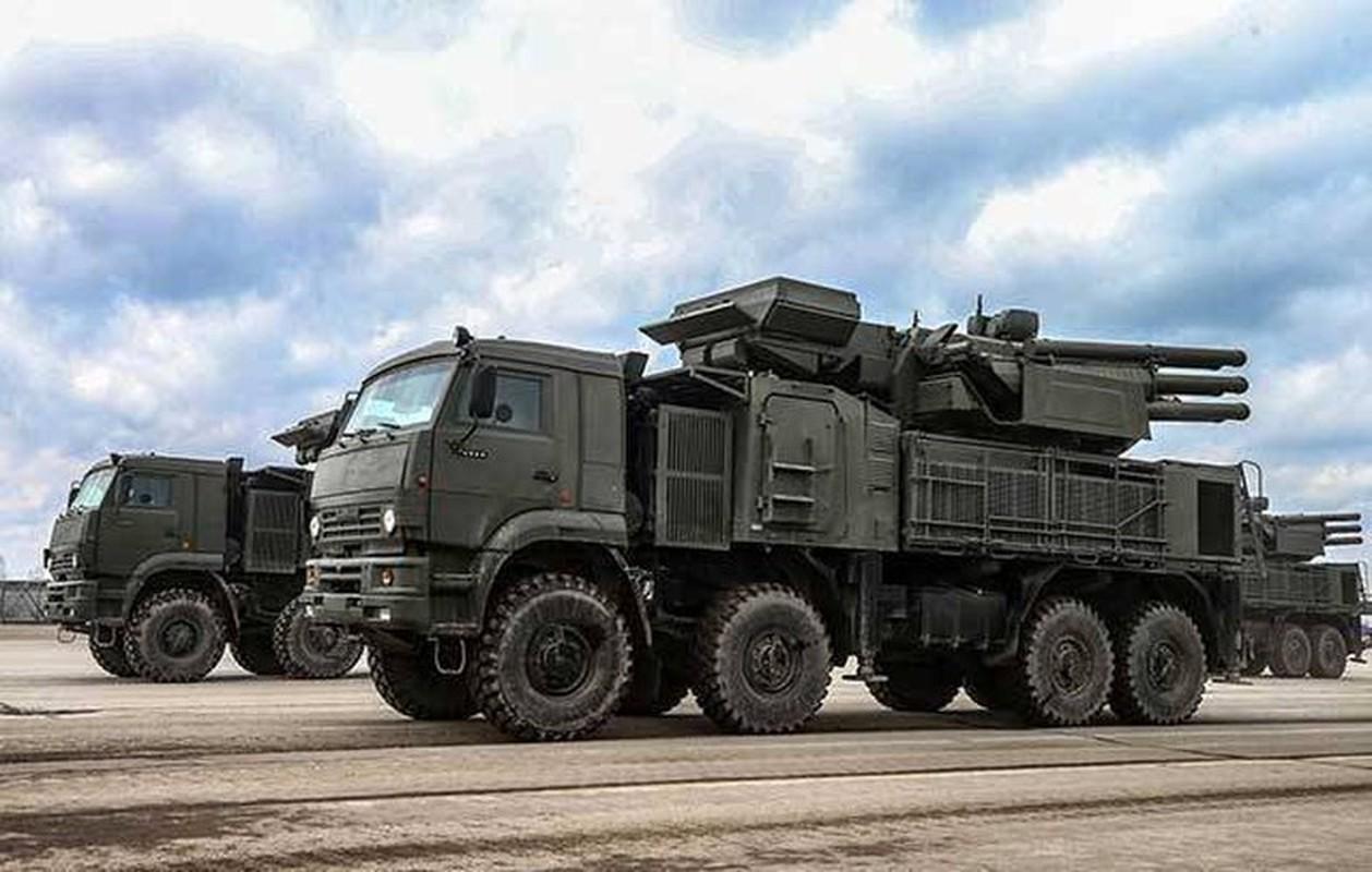 Linh danh thue Nga cung Pantsir-S1 tran vao Libya, chuan bi danh lon-Hinh-6