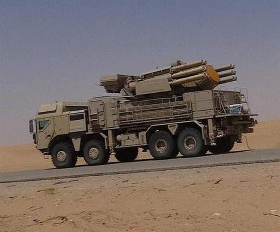Linh danh thue Nga cung Pantsir-S1 tran vao Libya, chuan bi danh lon-Hinh-8