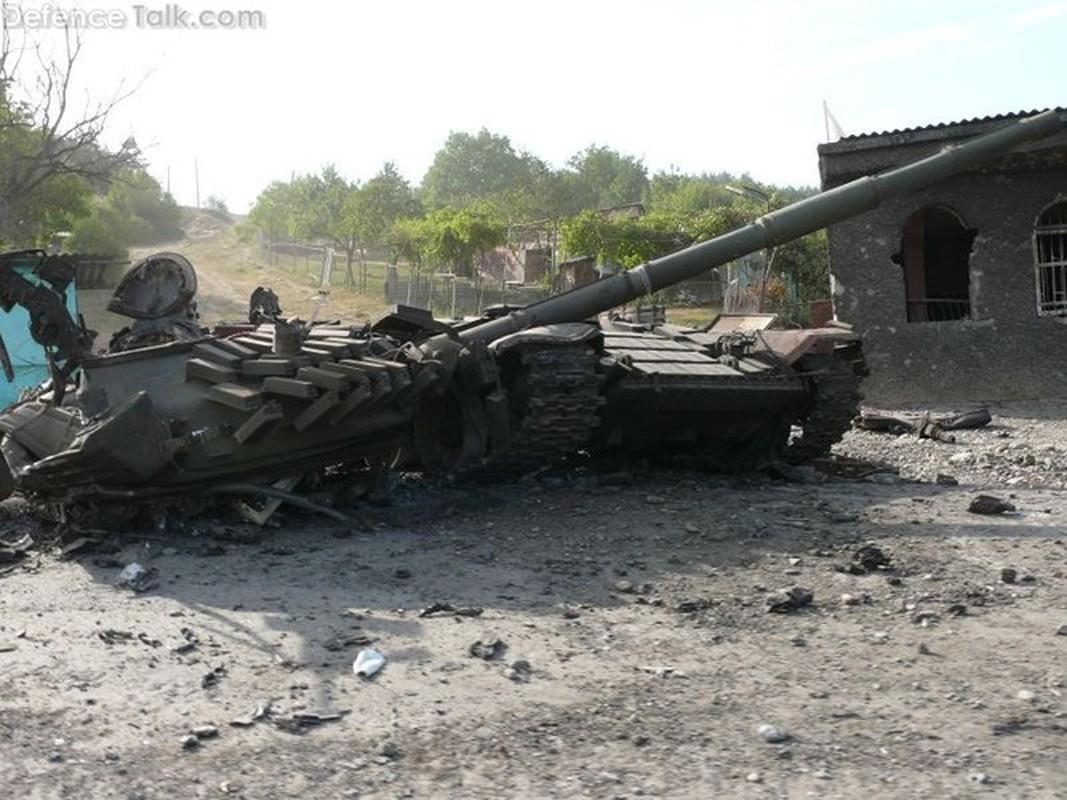Nghi van ca lo xe tang T-90 Syria vua nhan da bi Israel diet gon-Hinh-10