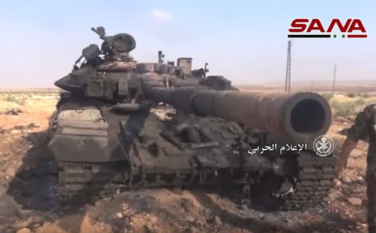 Nghi van ca lo xe tang T-90 Syria vua nhan da bi Israel diet gon-Hinh-12