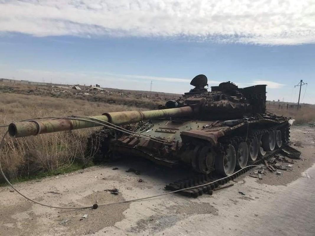 Nghi van ca lo xe tang T-90 Syria vua nhan da bi Israel diet gon-Hinh-13