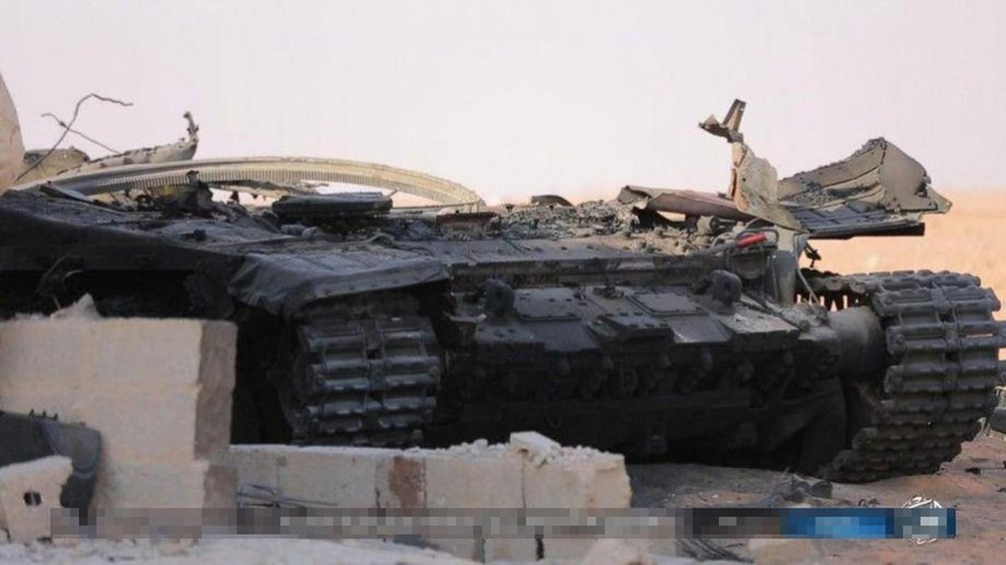 Nghi van ca lo xe tang T-90 Syria vua nhan da bi Israel diet gon-Hinh-14