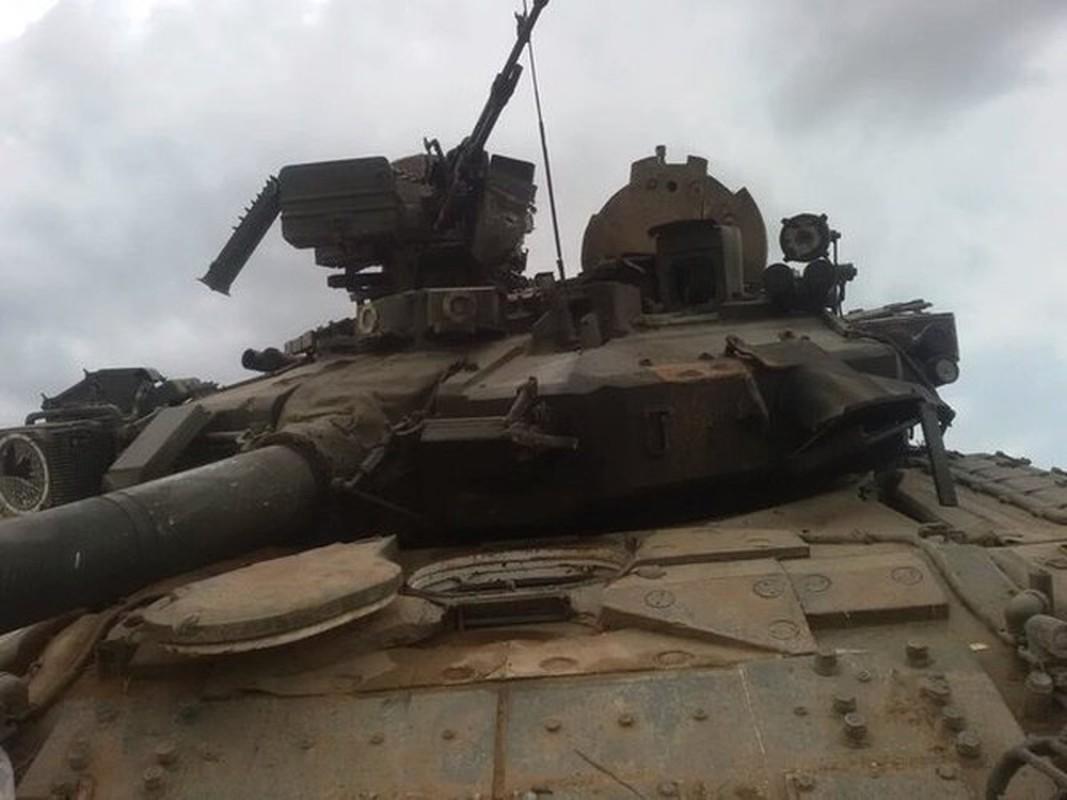 Nghi van ca lo xe tang T-90 Syria vua nhan da bi Israel diet gon-Hinh-15