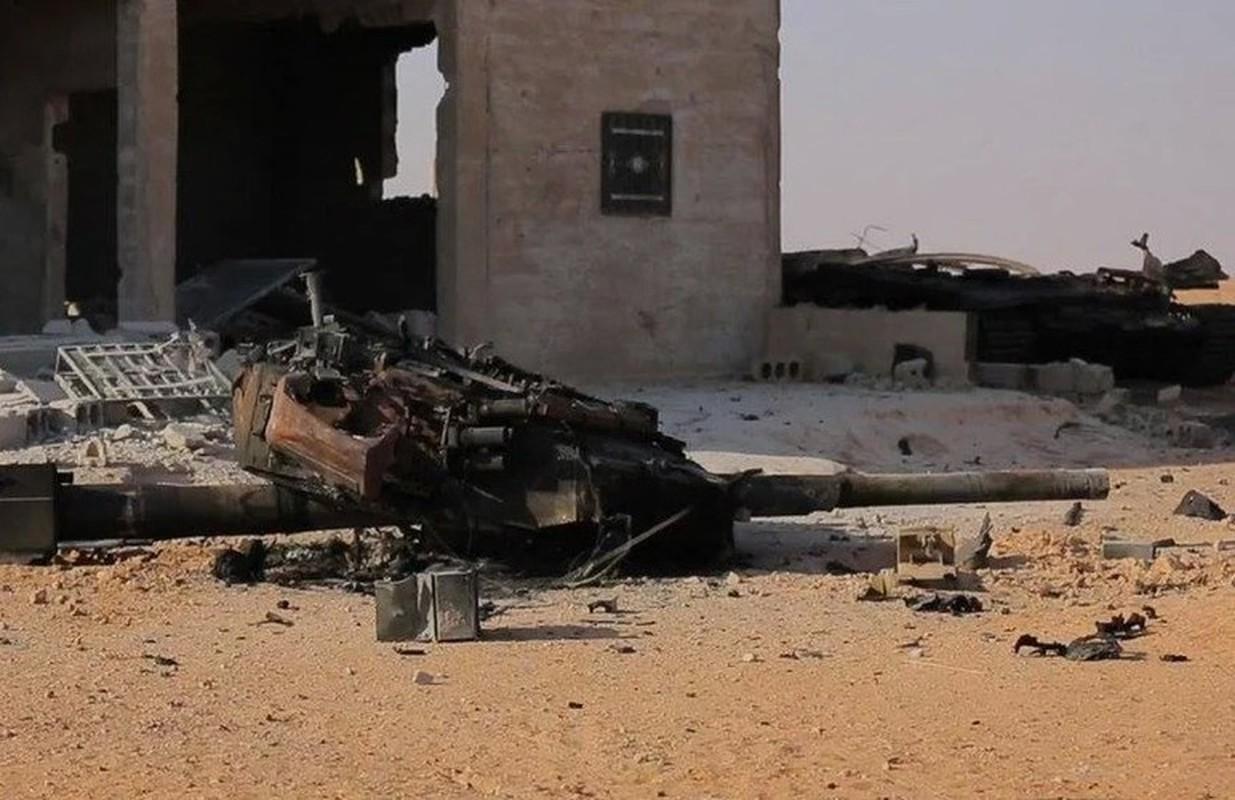 Nghi van ca lo xe tang T-90 Syria vua nhan da bi Israel diet gon-Hinh-9