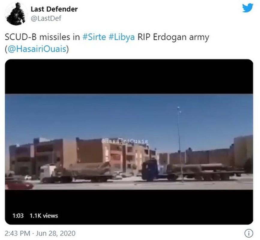 Quan doi Quoc gia Libya dung ten lua Scud-B chong lai Tho Nhi Ky-Hinh-2
