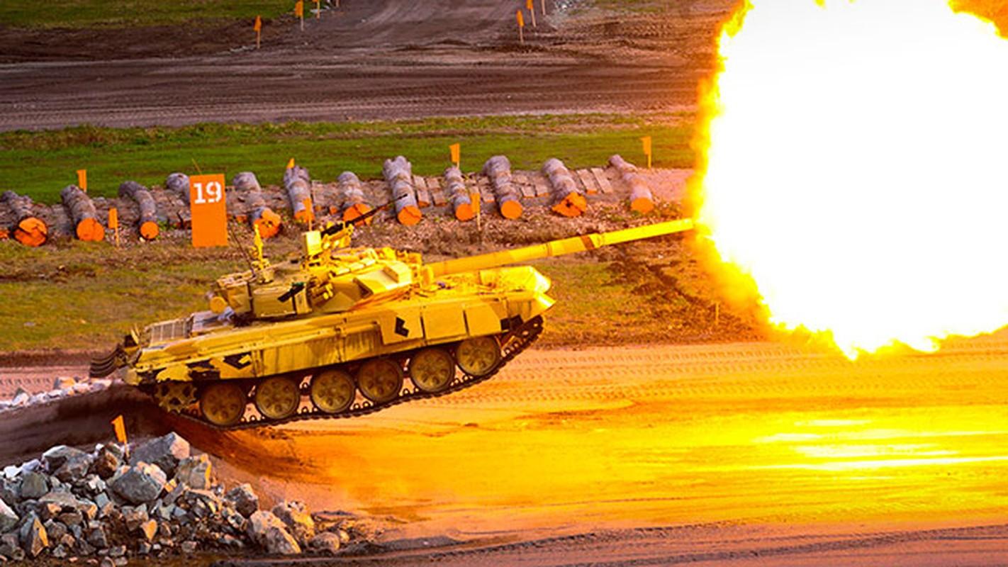 Ai Cap chi hon 2 ty USD mua 500 xe tang T-90MS... Israel kinh so