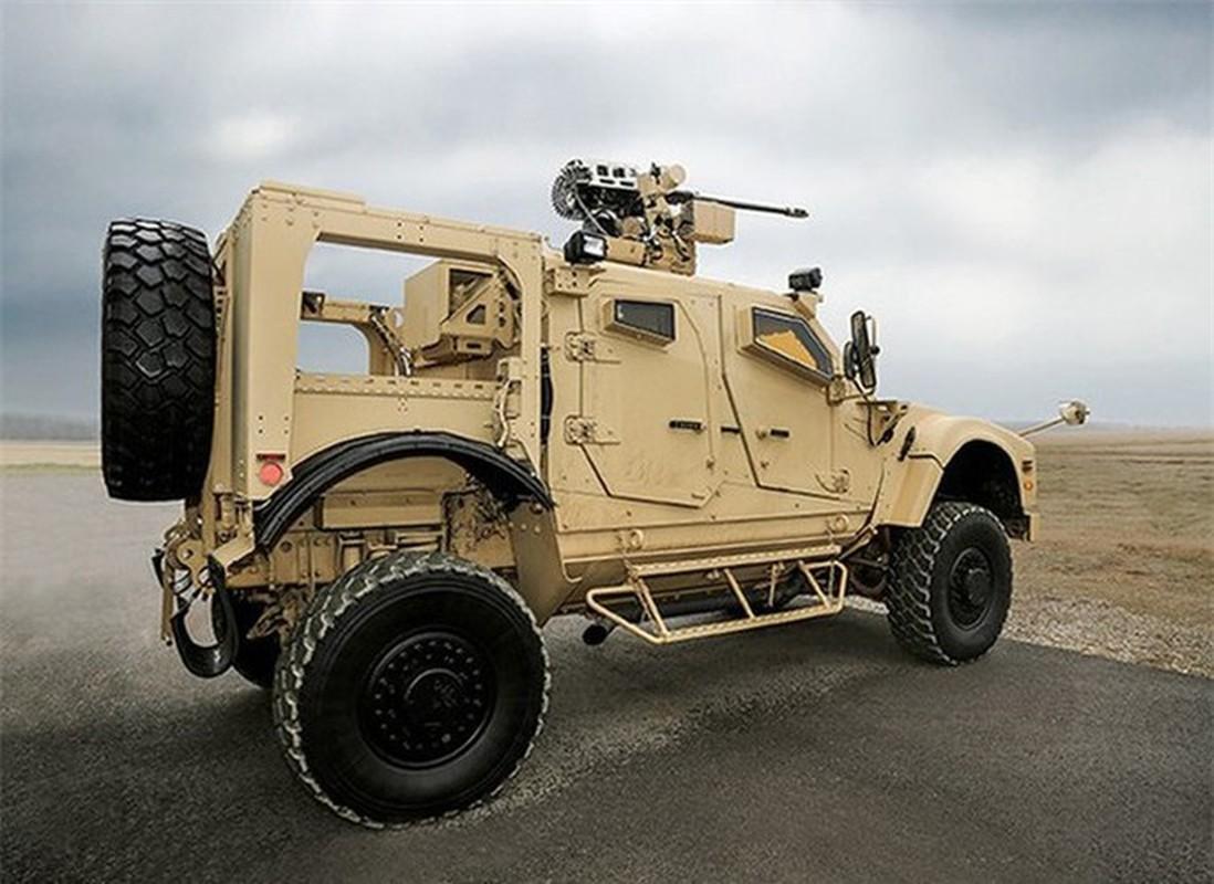 Dam vao thiet giap Nga, xe boc thep M-ATV My lat ngua o Syria-Hinh-10