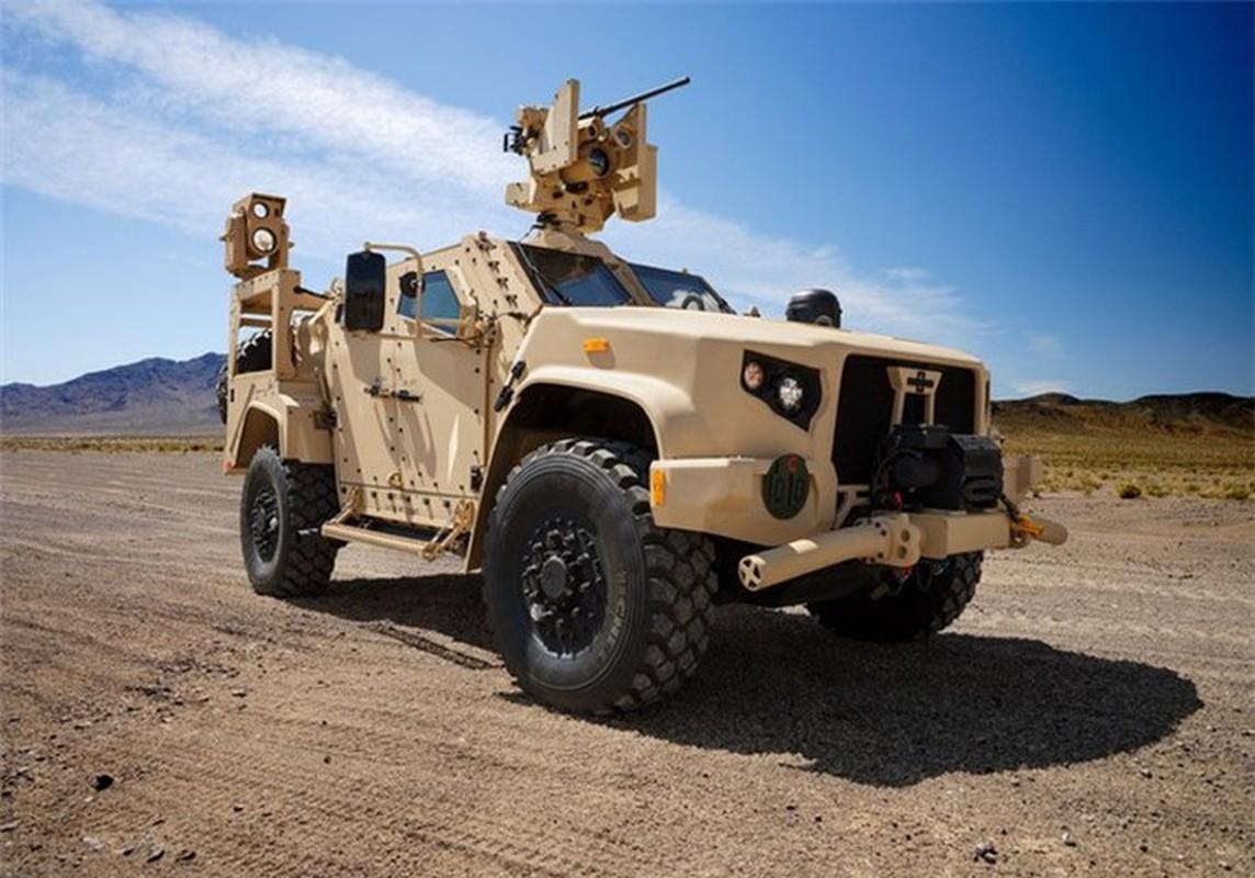 Dam vao thiet giap Nga, xe boc thep M-ATV My lat ngua o Syria-Hinh-12