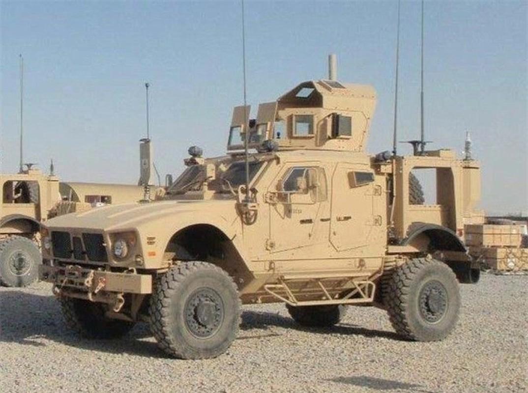 Dam vao thiet giap Nga, xe boc thep M-ATV My lat ngua o Syria-Hinh-17