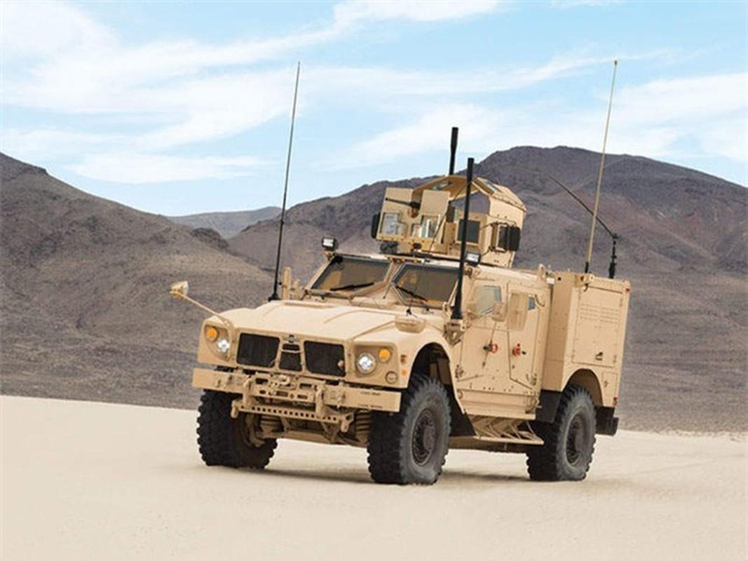Dam vao thiet giap Nga, xe boc thep M-ATV My lat ngua o Syria-Hinh-4