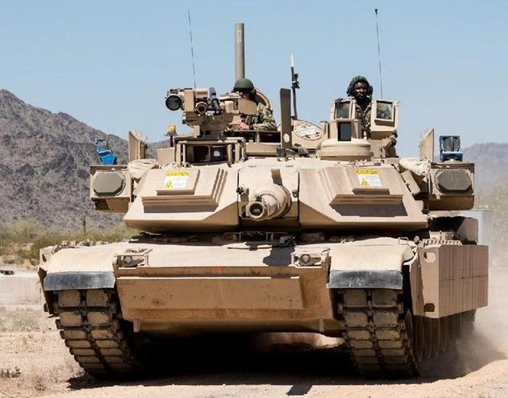 My tiep nhan lo xe tang M1A2C Abrams nang cap cuc manh dau tien-Hinh-10