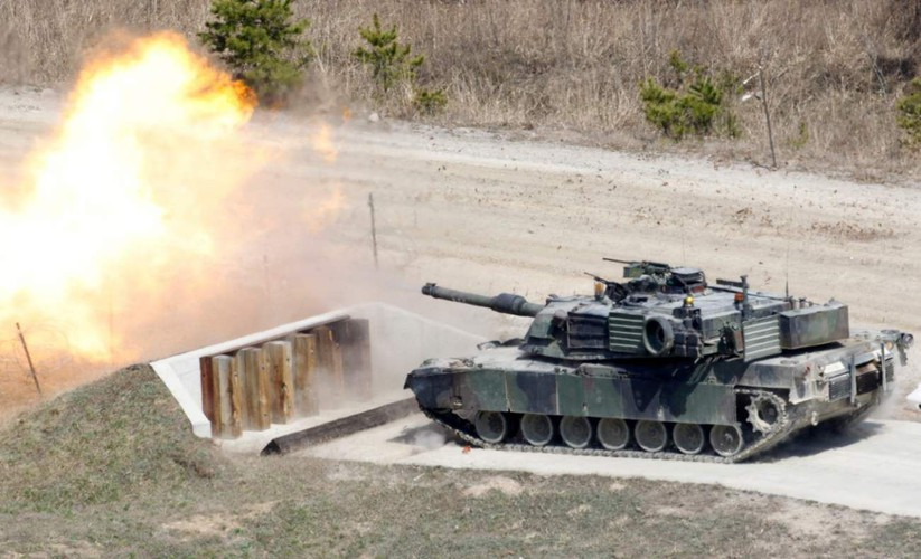 My tiep nhan lo xe tang M1A2C Abrams nang cap cuc manh dau tien-Hinh-12