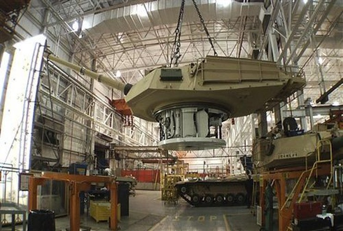 My tiep nhan lo xe tang M1A2C Abrams nang cap cuc manh dau tien-Hinh-13