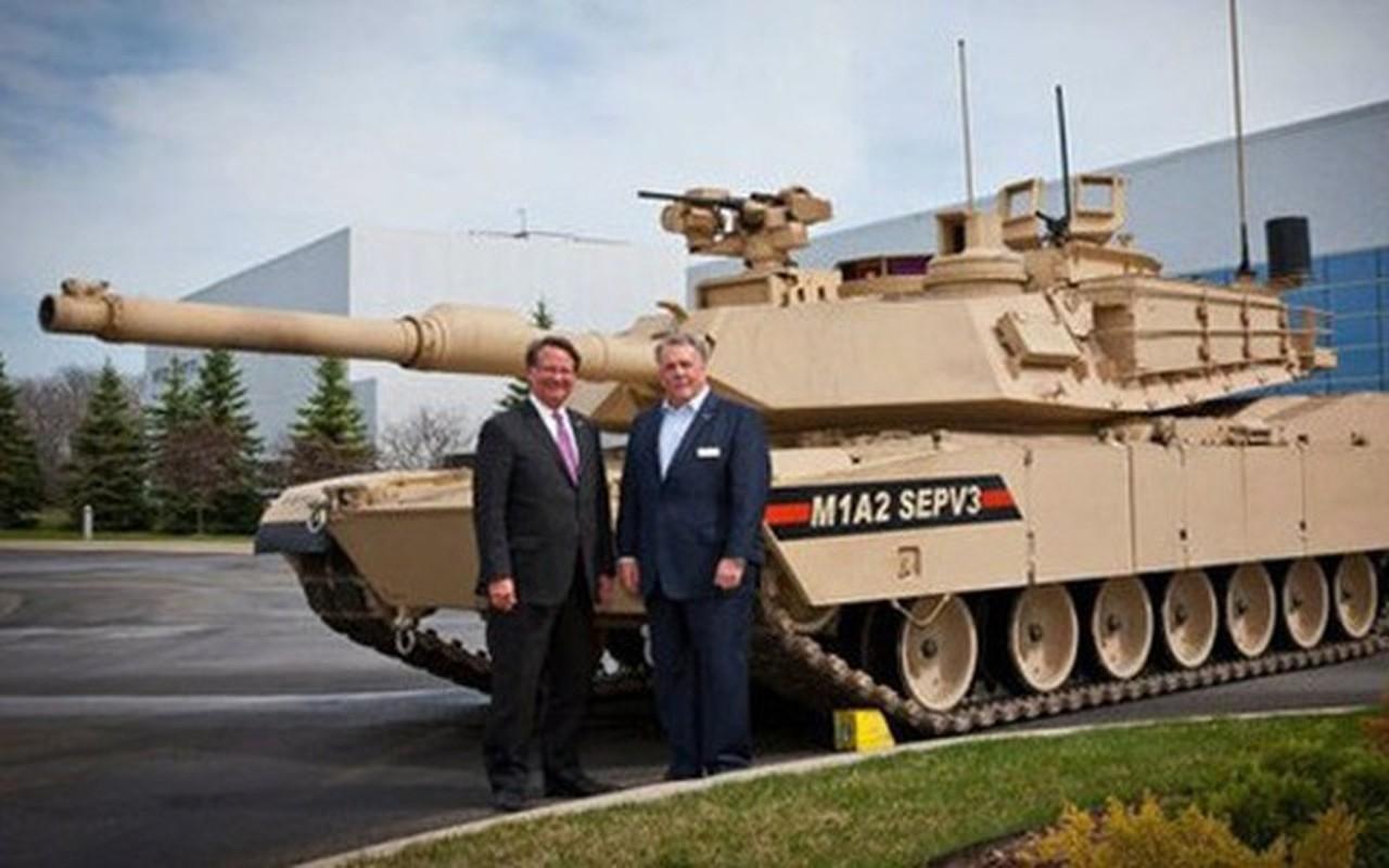 My tiep nhan lo xe tang M1A2C Abrams nang cap cuc manh dau tien-Hinh-16