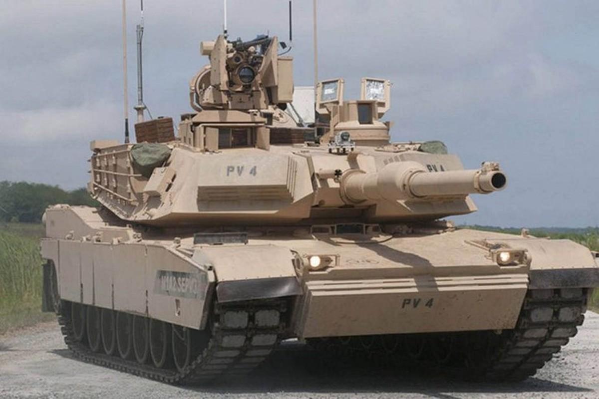 My tiep nhan lo xe tang M1A2C Abrams nang cap cuc manh dau tien-Hinh-2