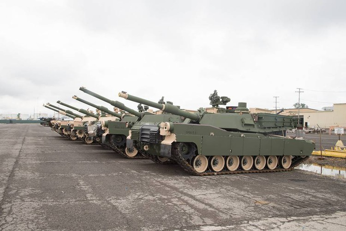 My tiep nhan lo xe tang M1A2C Abrams nang cap cuc manh dau tien-Hinh-3