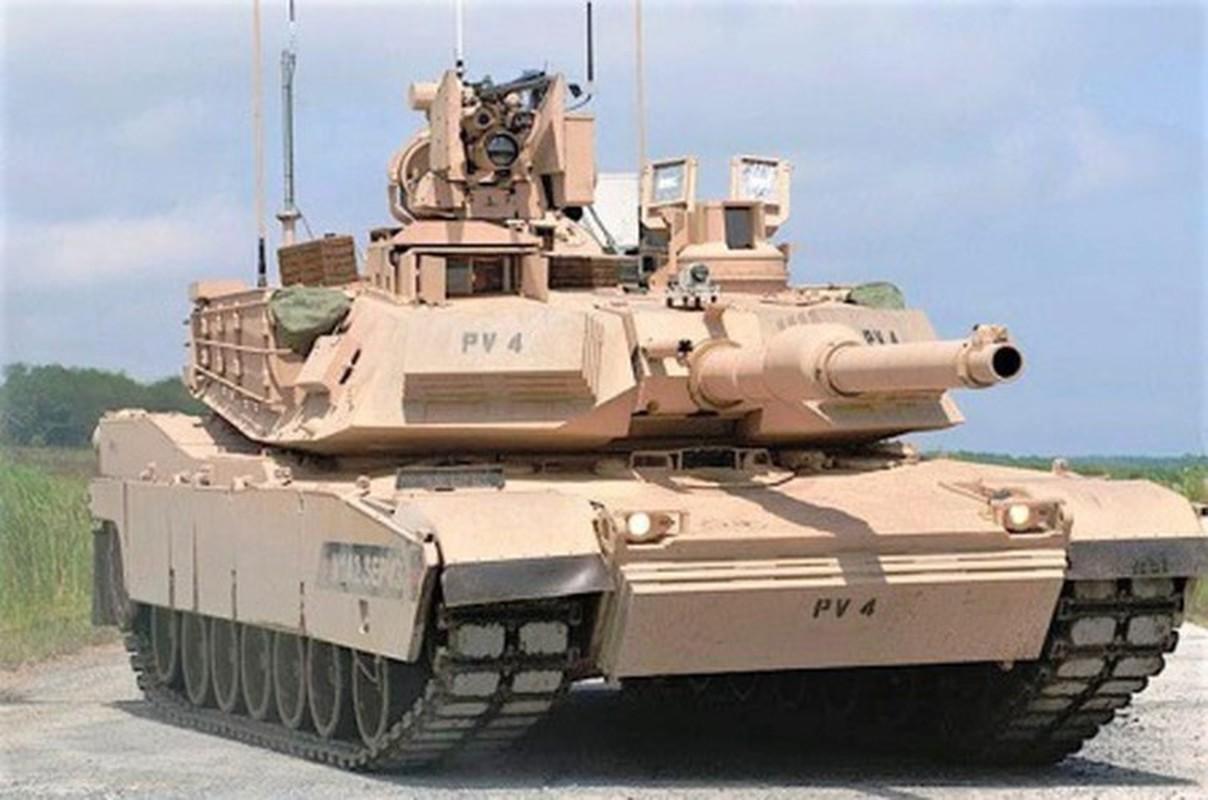 My tiep nhan lo xe tang M1A2C Abrams nang cap cuc manh dau tien-Hinh-5
