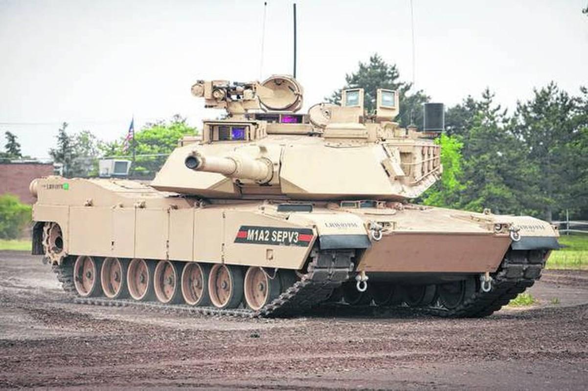 My tiep nhan lo xe tang M1A2C Abrams nang cap cuc manh dau tien-Hinh-9