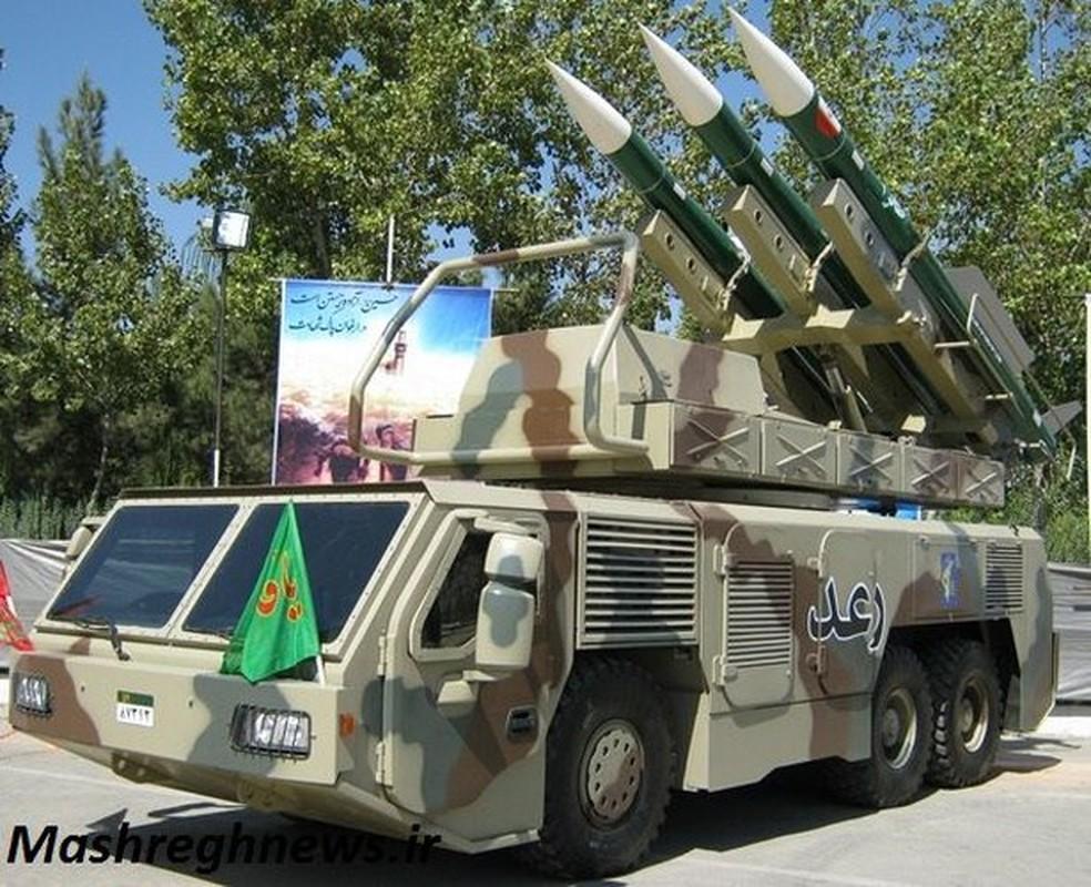 Ten lua phong khong Khordad-3 Iran suyt ban nham may bay chien dau Nga-Hinh-2