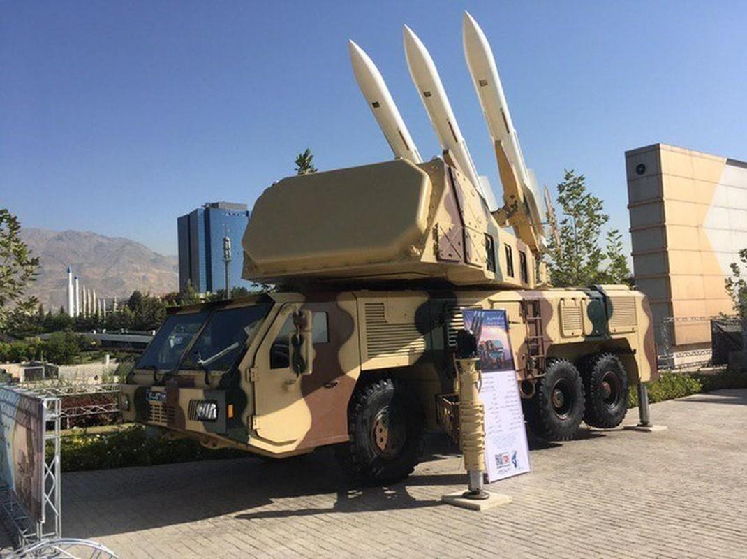 Ten lua phong khong Khordad-3 Iran suyt ban nham may bay chien dau Nga-Hinh-3