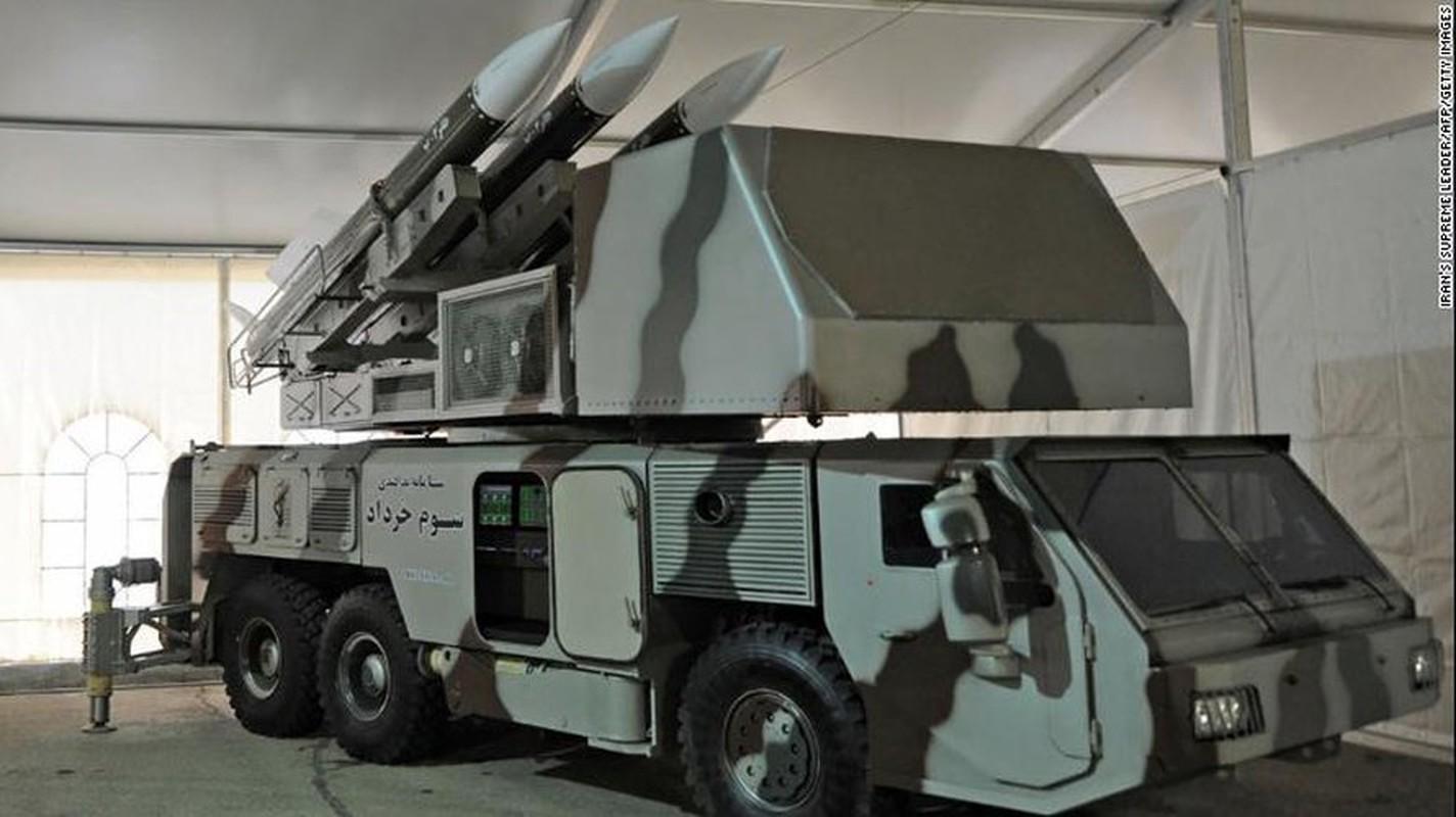 Ten lua phong khong Khordad-3 Iran suyt ban nham may bay chien dau Nga-Hinh-5