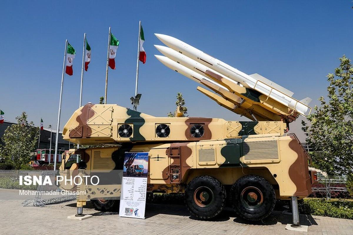 Ten lua phong khong Khordad-3 Iran suyt ban nham may bay chien dau Nga-Hinh-6