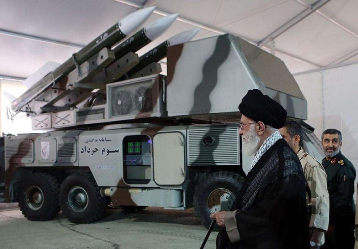Ten lua phong khong Khordad-3 Iran suyt ban nham may bay chien dau Nga-Hinh-7