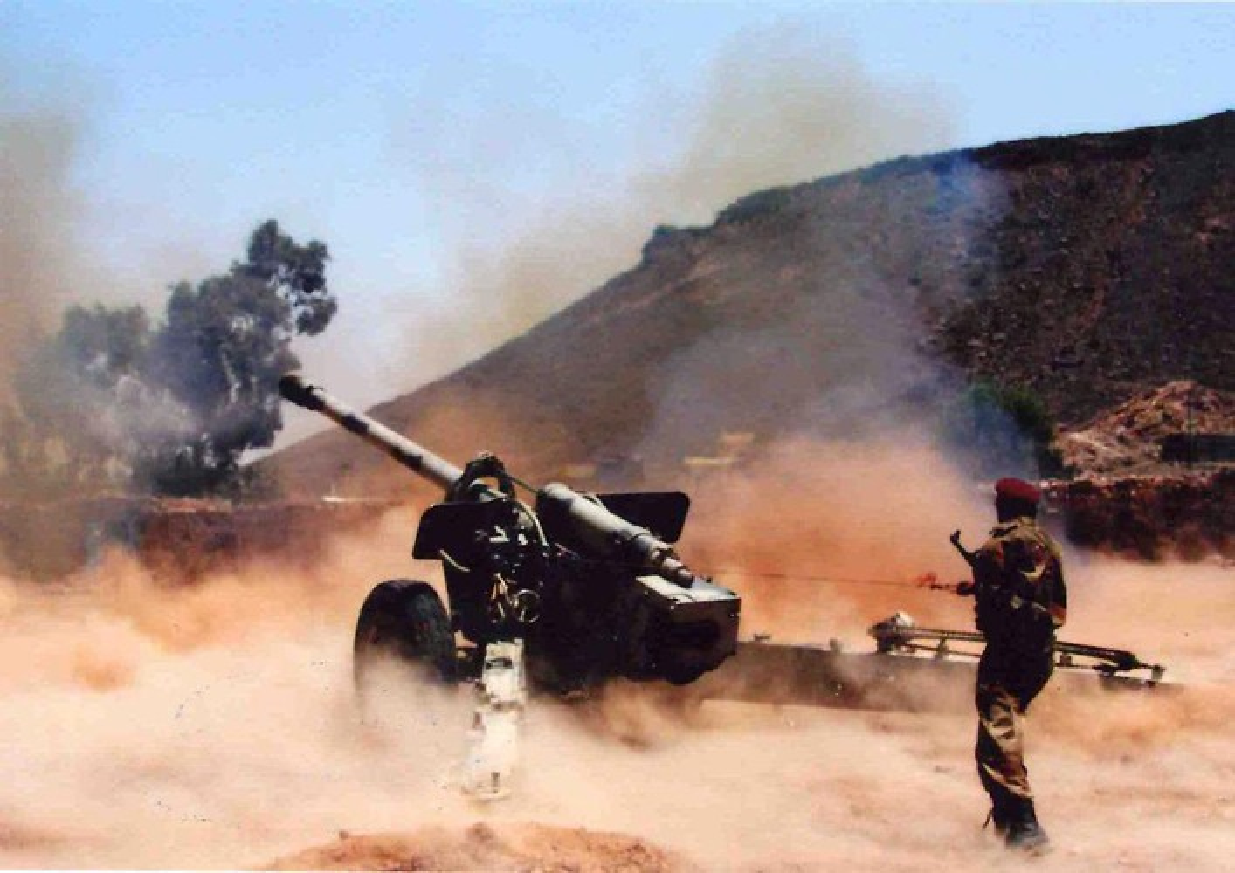 Luu phao M-46 Lien Xo bat ngo ap sat bien gioi Trung Quoc-Hinh-12