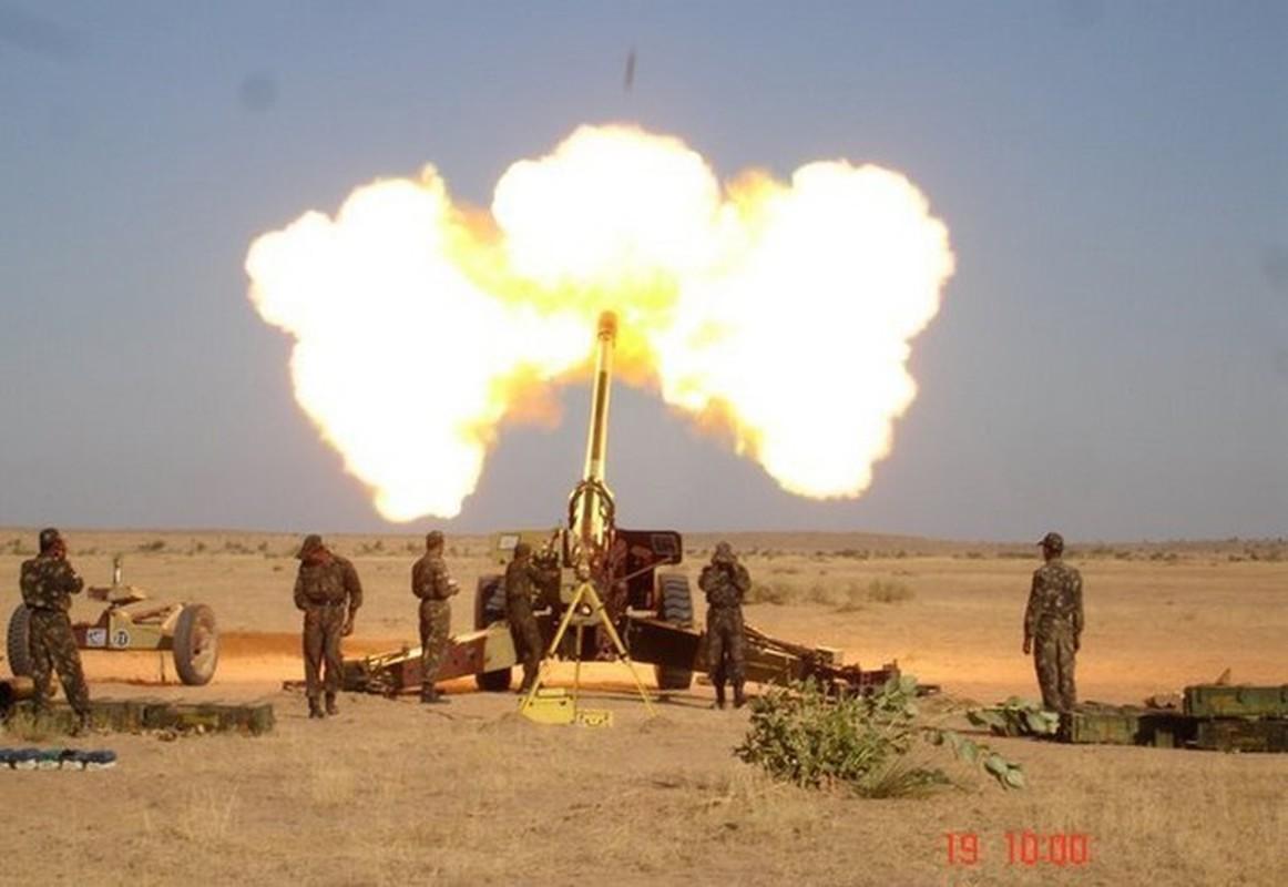 Luu phao M-46 Lien Xo bat ngo ap sat bien gioi Trung Quoc-Hinh-8