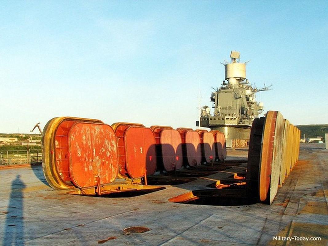 Ten lua P-700 Granit tren tau san bay Nga: Loi bat cap hai-Hinh-7
