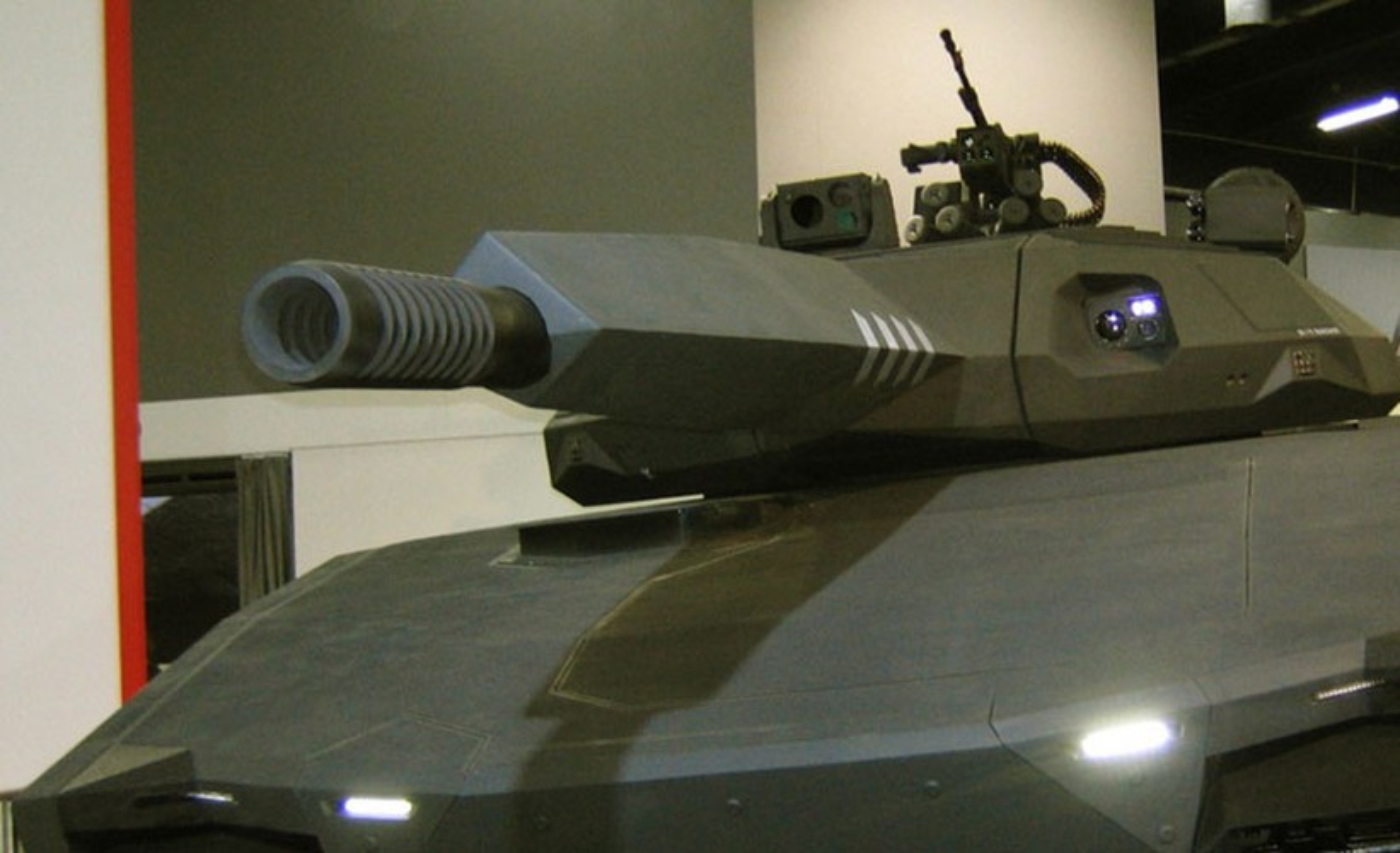 Soi ky lop vo tang hinh sieu doc cua xe tang PL-01 Ba Lan-Hinh-4