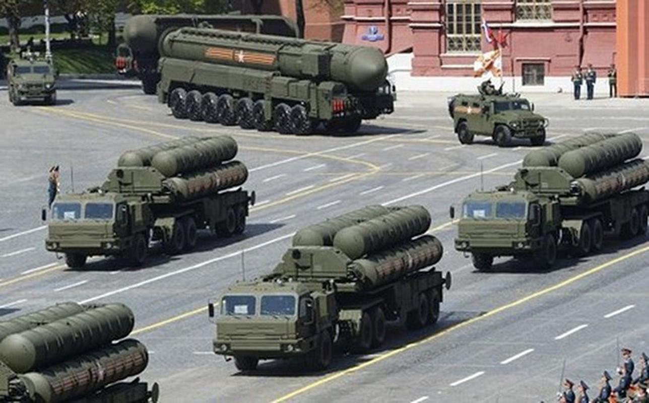 Ban S-400 cho An Do va Trung Quoc nhung Nga lai