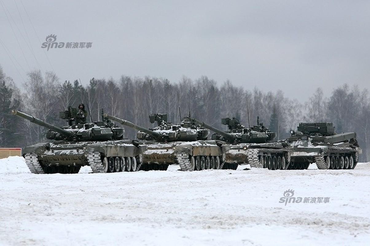 T-14 Armata chua hoan thien, Nga buoc phai bo sung xe tang T-90 nang cap?-Hinh-6