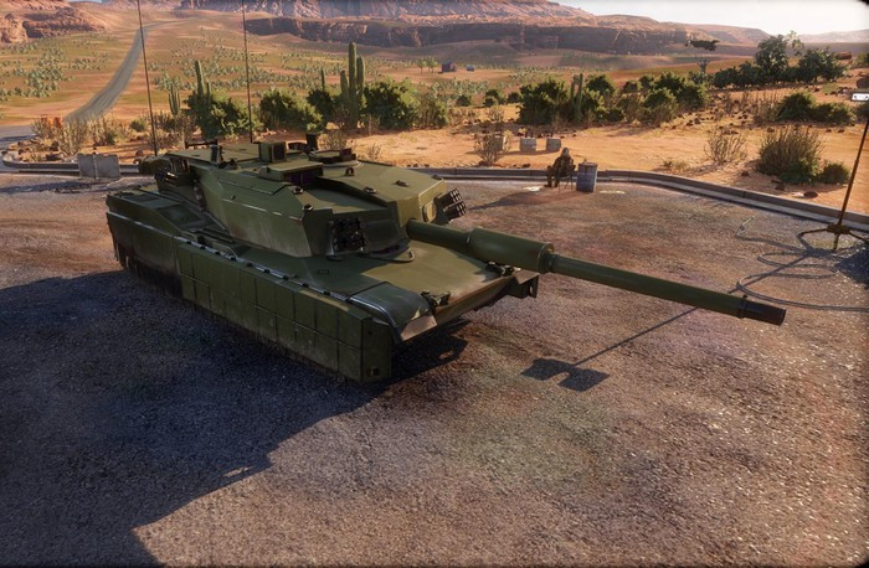 Vi T-14 Armata cua Nga, My se khoi phuc sieu tang M1A3 Abrams Thumper-Hinh-11