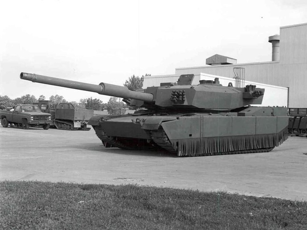 Vi T-14 Armata cua Nga, My se khoi phuc sieu tang M1A3 Abrams Thumper-Hinh-12