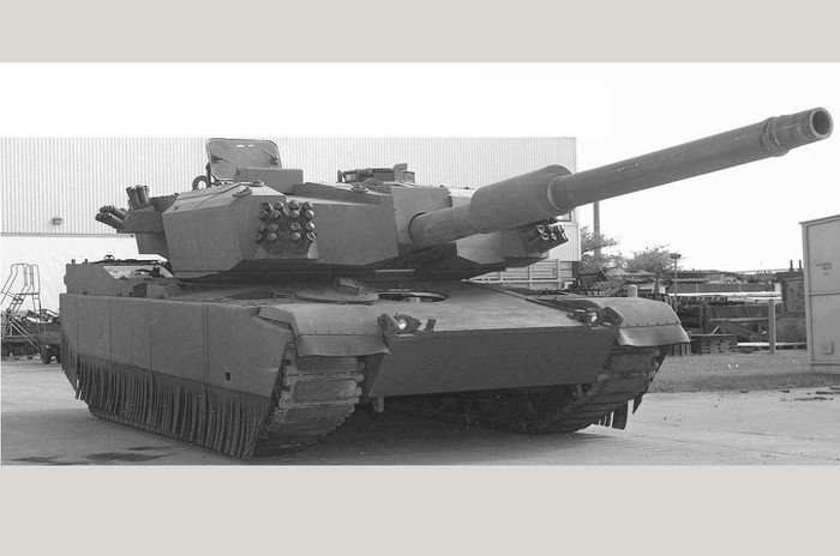 Vi T-14 Armata cua Nga, My se khoi phuc sieu tang M1A3 Abrams Thumper-Hinh-4