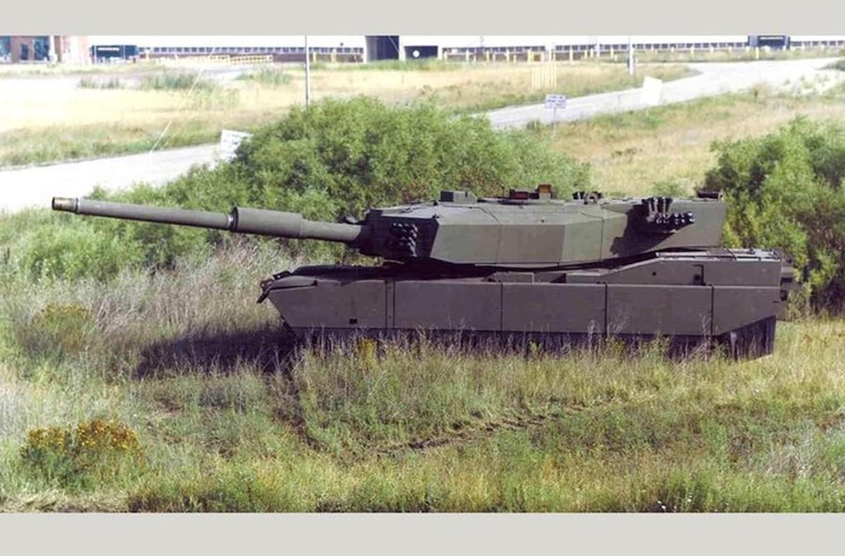 Vi T-14 Armata cua Nga, My se khoi phuc sieu tang M1A3 Abrams Thumper-Hinh-6