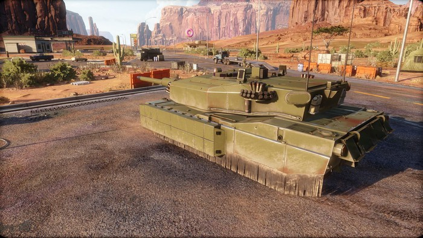 Vi T-14 Armata cua Nga, My se khoi phuc sieu tang M1A3 Abrams Thumper-Hinh-8