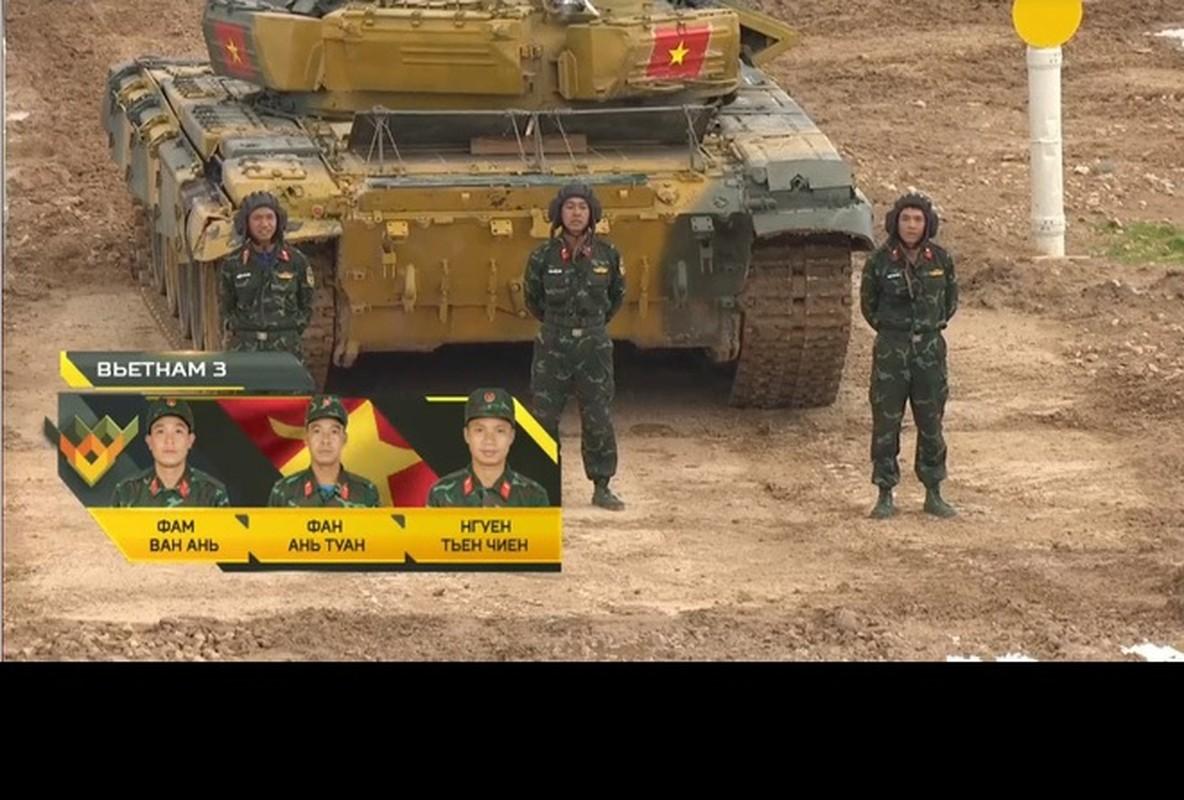 Hong dong co, Doi tuyen xe tang Viet Nam ve thu nhi, doi ket qua cuoi