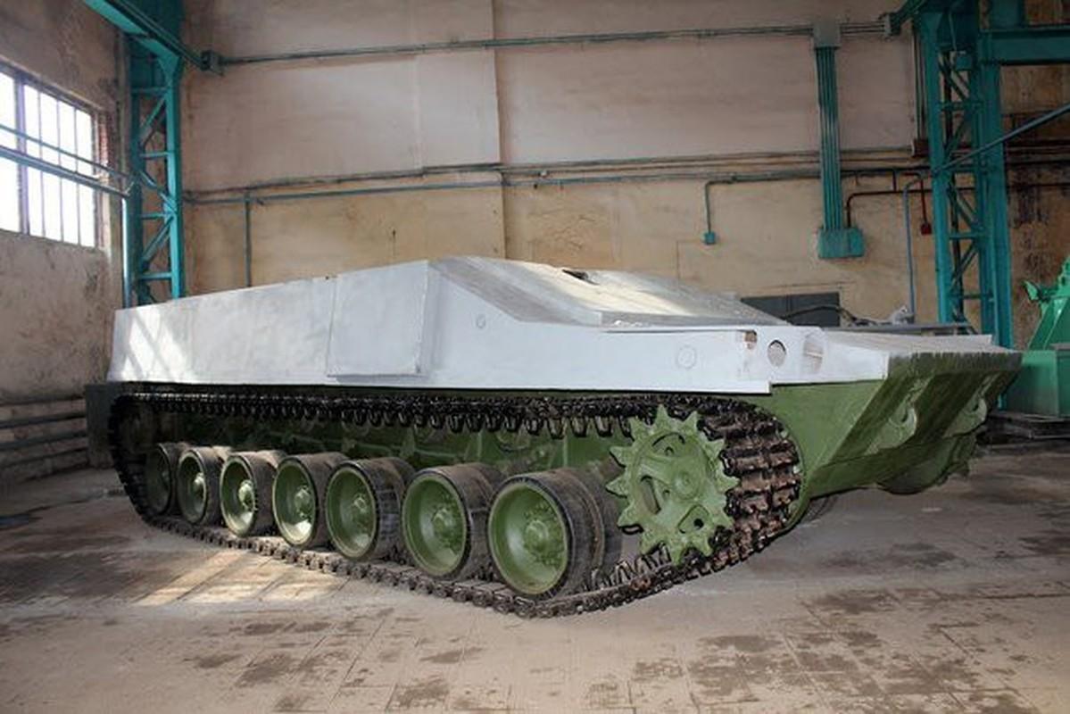 Vi sao loat thiet giap Ukraine che tu tang T-80 bi chon vui mai mai-Hinh-14