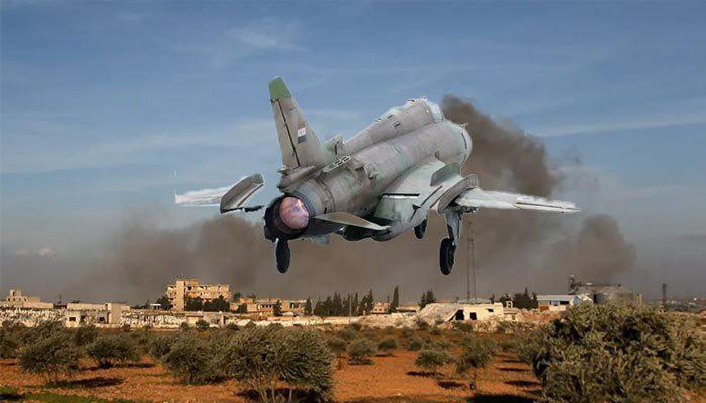 Toan canh vu Su-22 Syria bi phong khong Israel ban ha moi nhat-Hinh-10