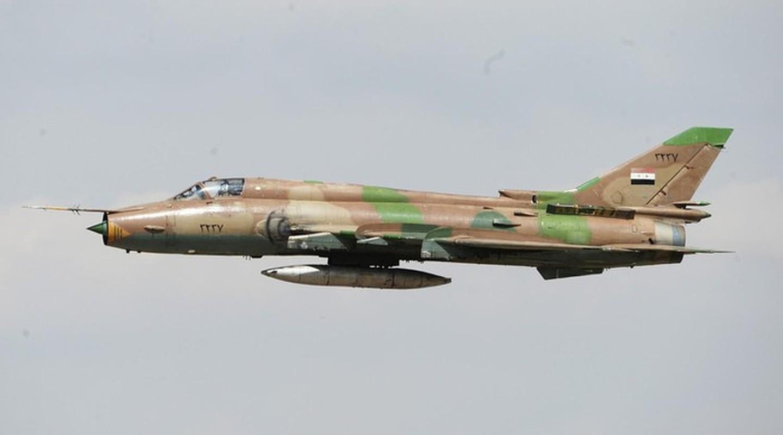Toan canh vu Su-22 Syria bi phong khong Israel ban ha moi nhat-Hinh-11