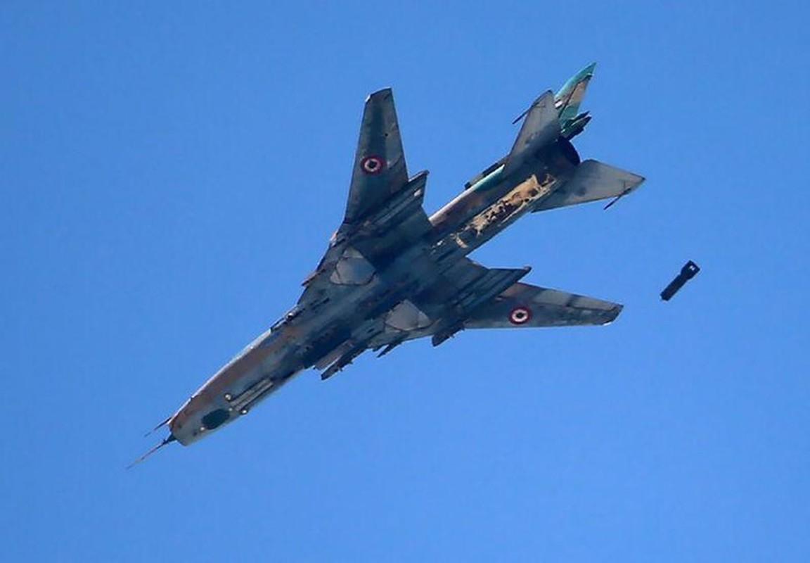 Toan canh vu Su-22 Syria bi phong khong Israel ban ha moi nhat-Hinh-14