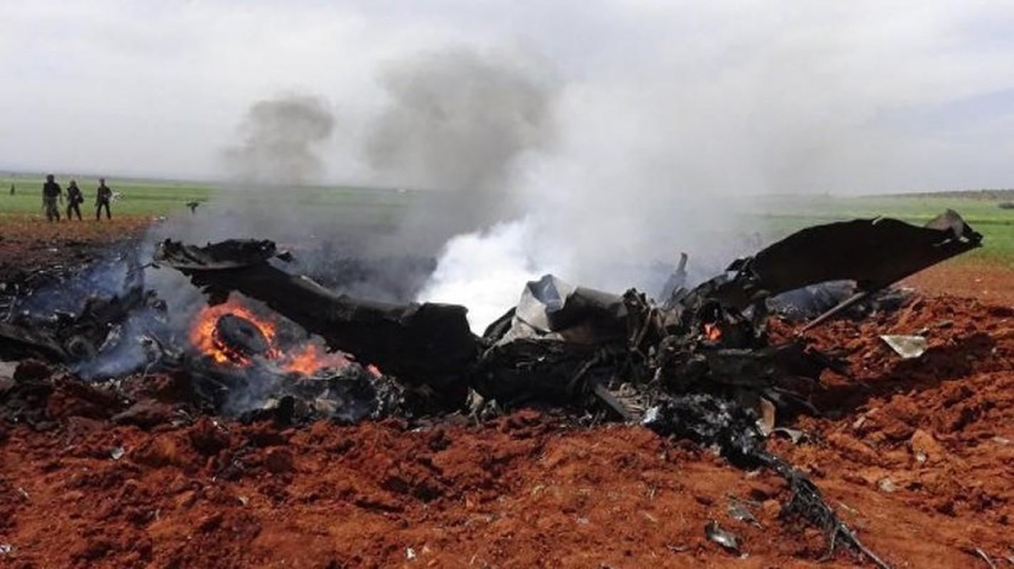 Toan canh vu Su-22 Syria bi phong khong Israel ban ha moi nhat-Hinh-4