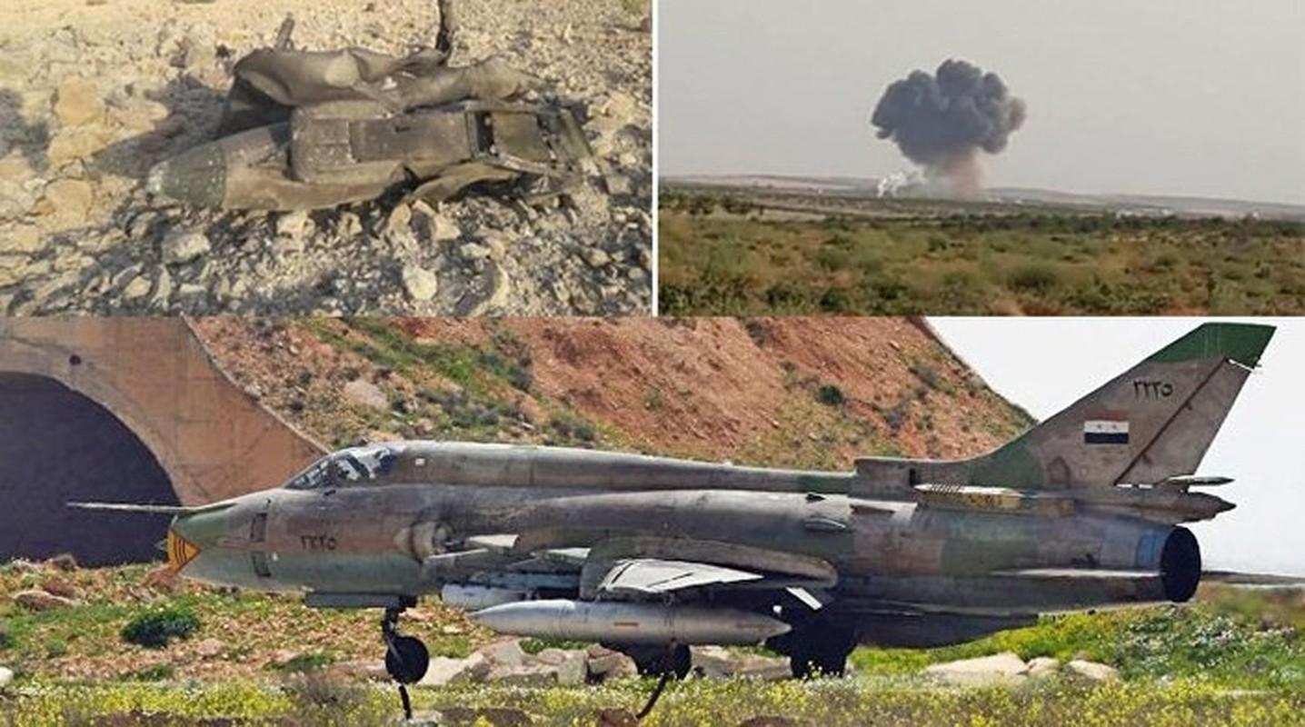 Toan canh vu Su-22 Syria bi phong khong Israel ban ha moi nhat-Hinh-6