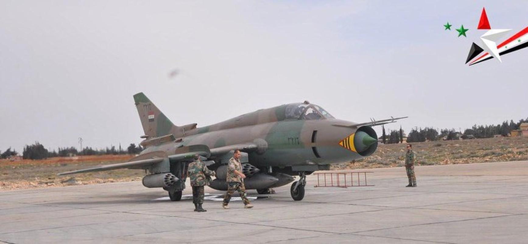 Toan canh vu Su-22 Syria bi phong khong Israel ban ha moi nhat-Hinh-8